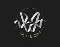 Film Guys Video Production Agency brand development.I