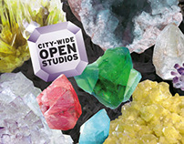 City-Wide Open Studios Crystal Anniversary