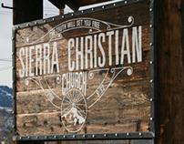 Sierra Christian Church Signage