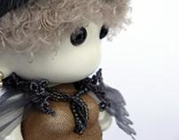 Zoe (Custom Munny)
