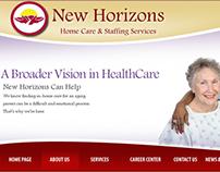 New Horizons Home Care