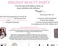 Event Flyer: Beauty & Main