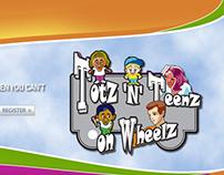 Totz 'N' Teenz on Wheelz