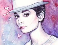Watercolor Art: 2013-2014