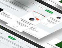 Legimi: Website and dashboard