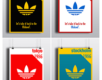 the 86' revolutions - Adidas Originals