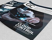 GC Grapevine Magazine redesign