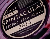 Vinyl Spintacular.