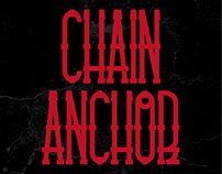 Chain Anchor Font