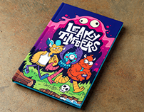 Leaky Timbers Graphic Novel