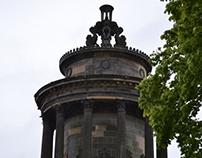 Unedited Photos of Edinburgh