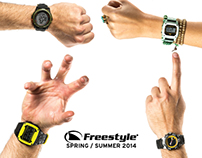 Freestyle SS/2014