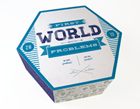 First World Problems Board Game