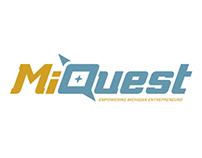 MiQuest Landing Page