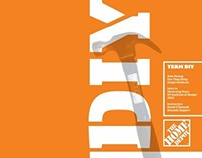 Design Strategy / Research for The HomeDepot