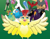 Chickadee: A Bird Story
