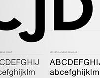 CJD Website + Logo