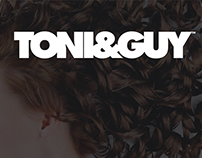 Toni & Guy - Android App
