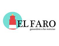 Logo EL FARO. Proyecto Escolar*