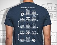 Morganford Pub Crawl T-Shirt