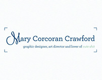Design Speak interview with Mary Corcoran Crawford