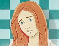 editorial illustration // Lucide magazine