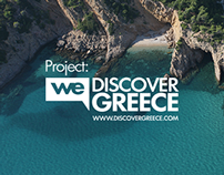 Project WE Discover Greece