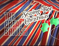 BBC's Sewing Bee Christmas Special - Art Department