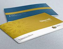 Hajj Umrah Travel Tours Brochure