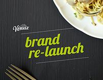 Vénusz Brand Re-Launch