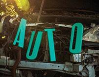 Auto - poster