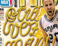 Cover Rivista Ufficiale NBA
