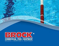 64 Page Catalog for Commercial Pool Supply Company