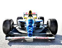Williams FW-15