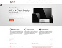 Clava - Responsive Multi-Purpose Drupal Theme