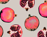 Pomegranate Pattern