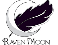 Raven Moon Creative Logo