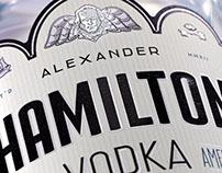 Alexander Hamilton Vodka