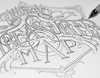Hand Lettering IV
