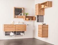 Hetta - bathroom's space