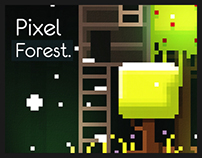 Pixel Forest