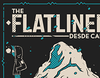 The Flatliners @Multiforo Alicia, Mexico City