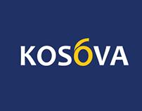 KOSOVA | 6 Anniversary (Logo & Poster)