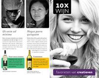 10x Wijn, favorieten van ...