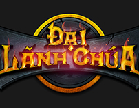 Game Logo Design - Dai Lanh Chua