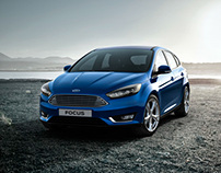 New Ford Focus (Full Set)