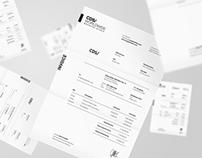 CDS Worldwide Invoice 2014 (CDS Rebrand part 3)
