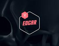 Edgar - Logo Ident