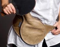 Kelli Mink - Ping-pong Paddle Bag
