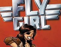 New Fly Girl Illustrations